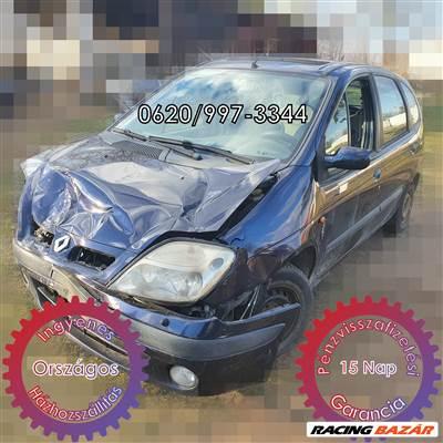 Renault Scenic I 2.0 16v F4R 139LE/102KW 2000-2003  bontott alkatrészek eladók!