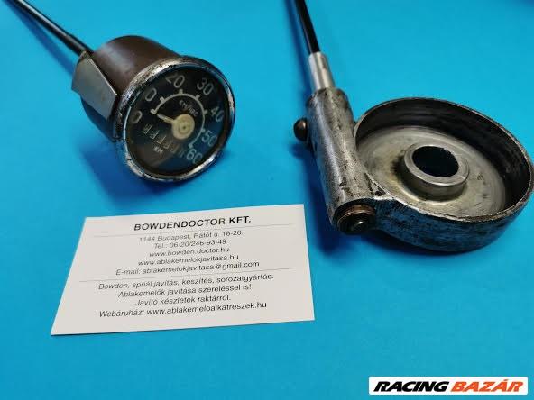 Motorkerékpár,Quad,Chopper bowden és spirál javítás,készítés,rövid határidővel! 5. kép