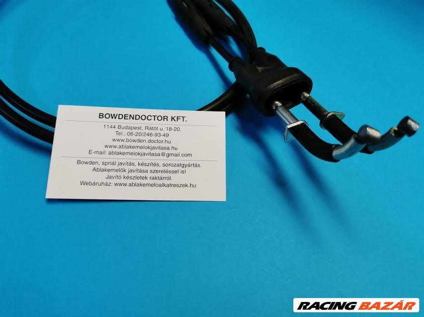 Motorkerékpár,Quad,Chopper bowden és spirál javítás,készítés,rövid határidővel! 9. kép