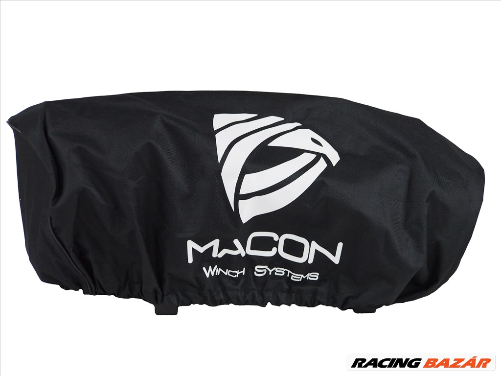 Macon Winch 14000 elektromos csörlő 6,5 tonna 10 év garancia 11. kép