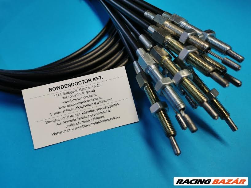 Motor bowdenek és spirálok javítása és készítése minta alapján,www.bowdendoctorkft.hu 2. kép