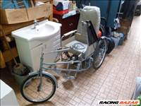 Java Babetta motoros rokkantkocsi