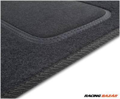 BMW F12 coupe 2011-2018 fekete velúrszőnyeg szett