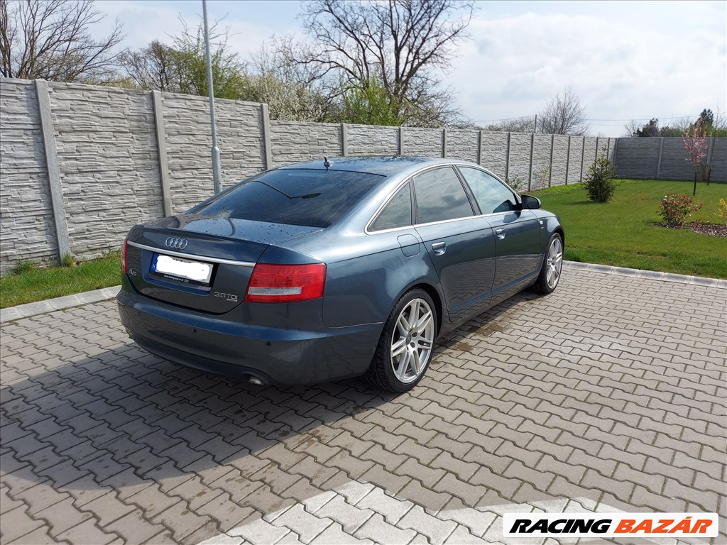Eladó Audi A6 3.0 TDI Quattro (2967 cm³, 233 PS) (C6 - 4F) 6. nagy kép