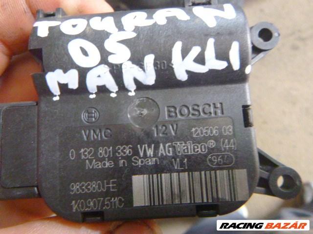 Volkswagen TOURAN,, GOLF 5 fűtéslapát állító motor  0 132 801 336  1. nagy kép