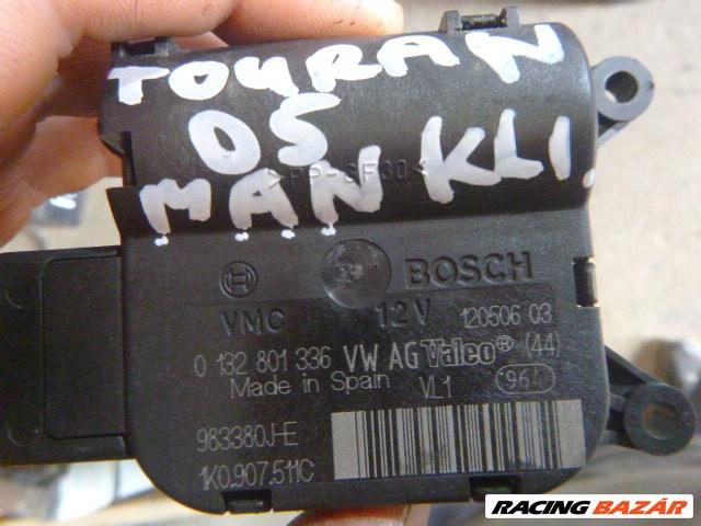 Volkswagen TOURAN,, GOLF 5 fűtéslapát állító motor  0 132 801 336  4. nagy kép