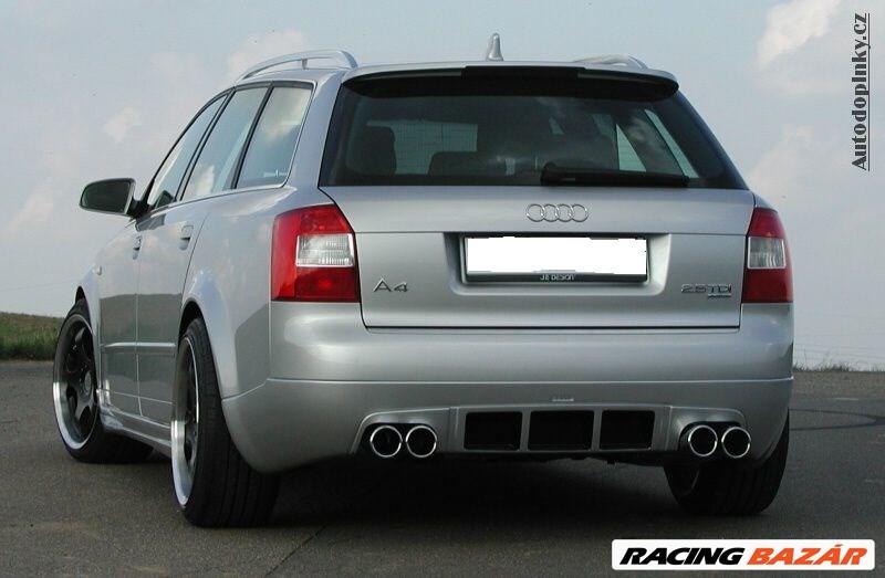 Audi A4 B6 Avant hátsó lökhárító spoiler 1. kép