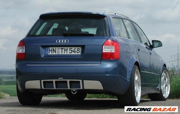 Audi A4 B6 Avant hátsó lökhárító spoiler 7. kép