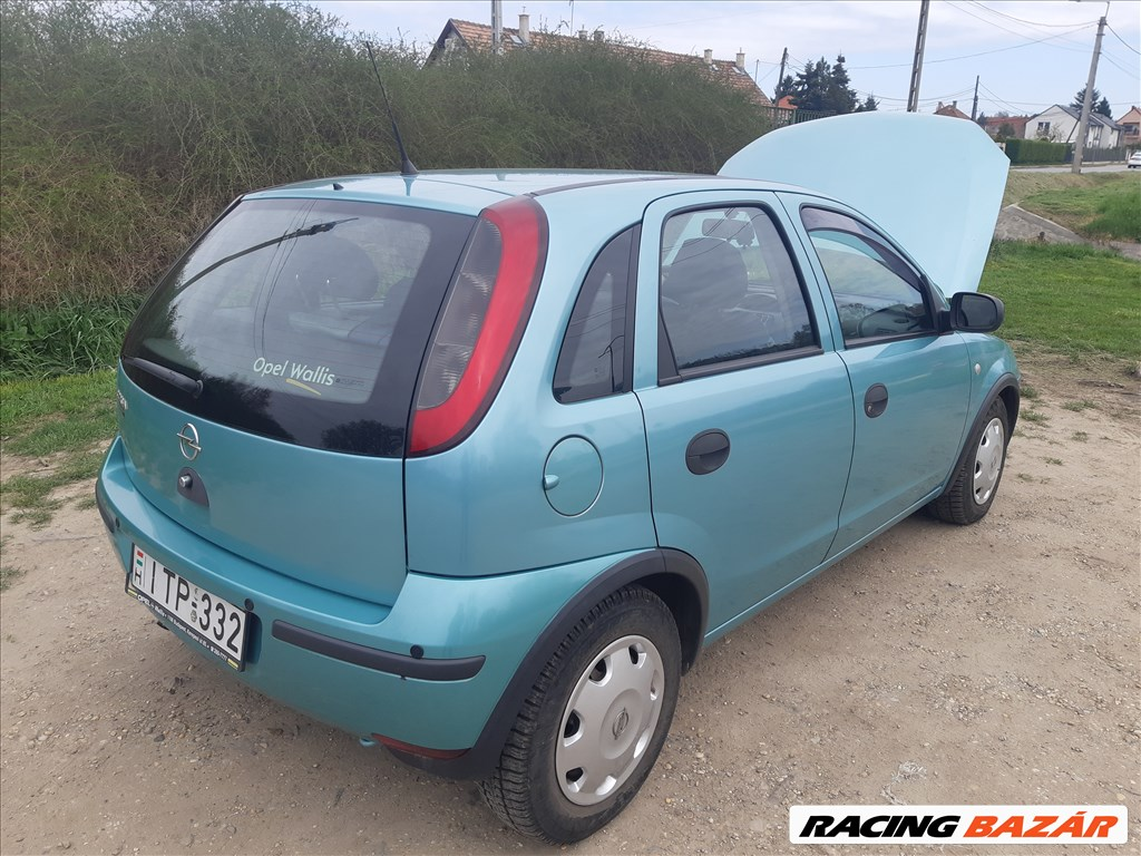 Eladó Opel Corsa 1.0 (973 cm³, 58 PS) 2. nagy kép