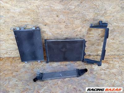 Dacia Logan I 1.5 dCi hűtő szett