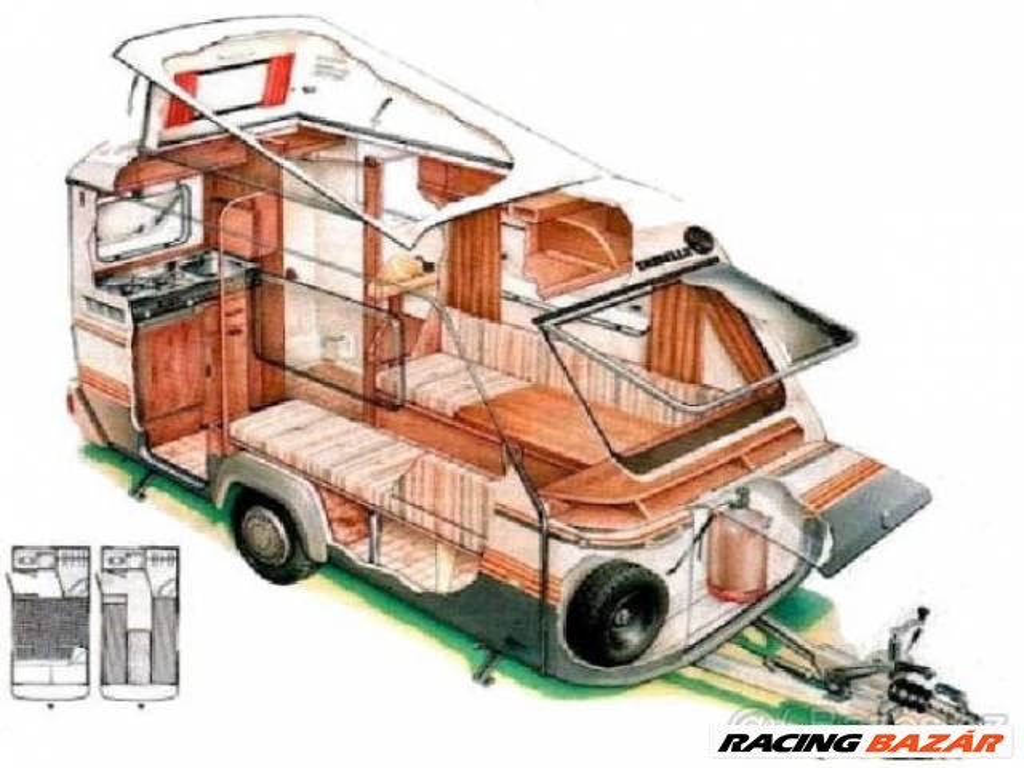 Lakókocsi lakókocsit Keresek ! 7. kép