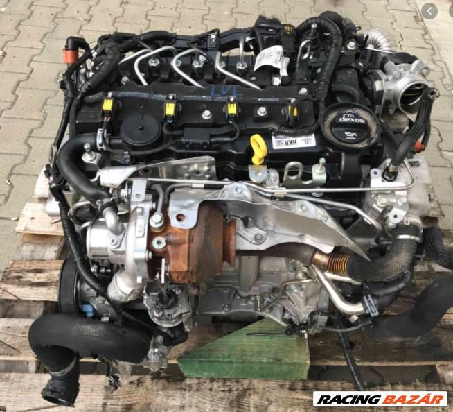 Opel 1.6 CDTI B16DTH komplett motor 1. nagy kép