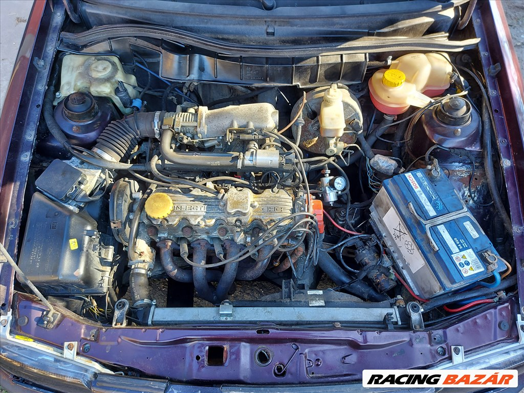 Eladó Opel astra f  7. nagy kép