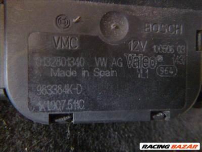 Volkswagen touran, golf 5 fűtéslapát állító motor 1K1 907 511 C/ 0132801340