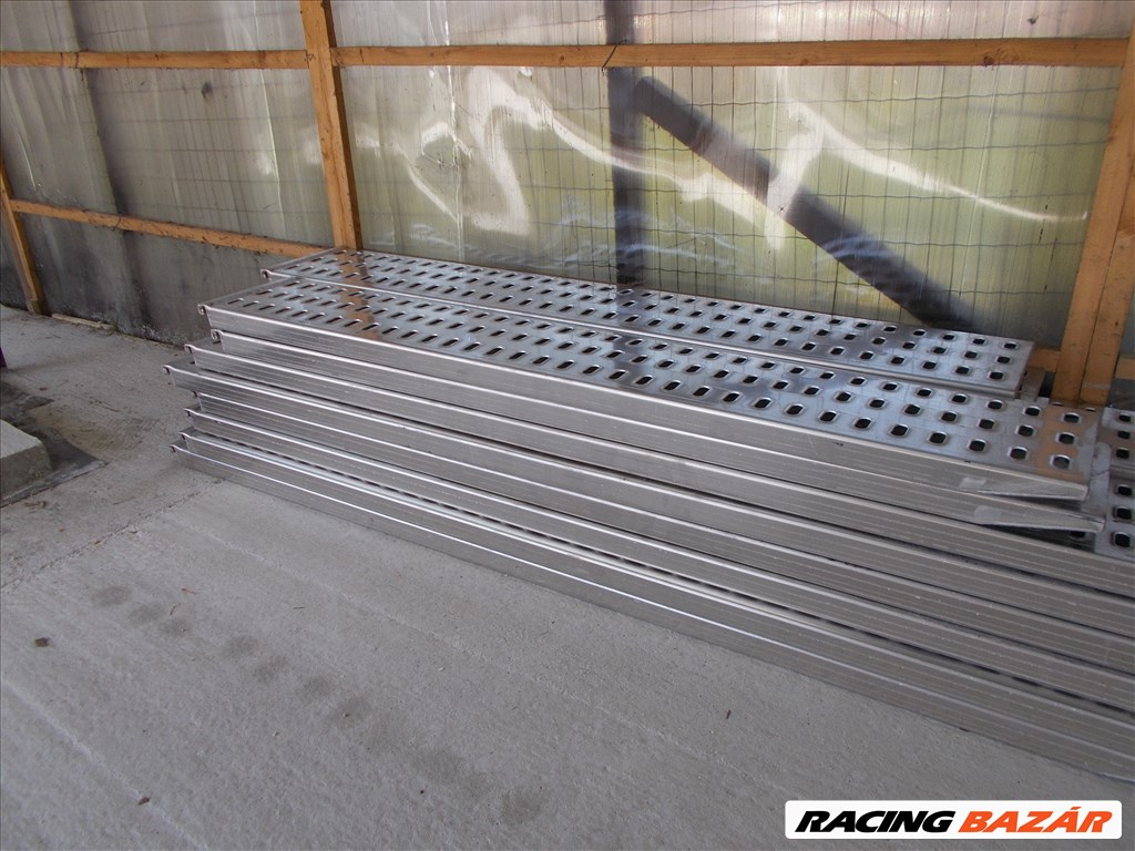 Alumínium Felhajtó Rámpa trélerre, új, 132.000 Ft/2db. 6. kép