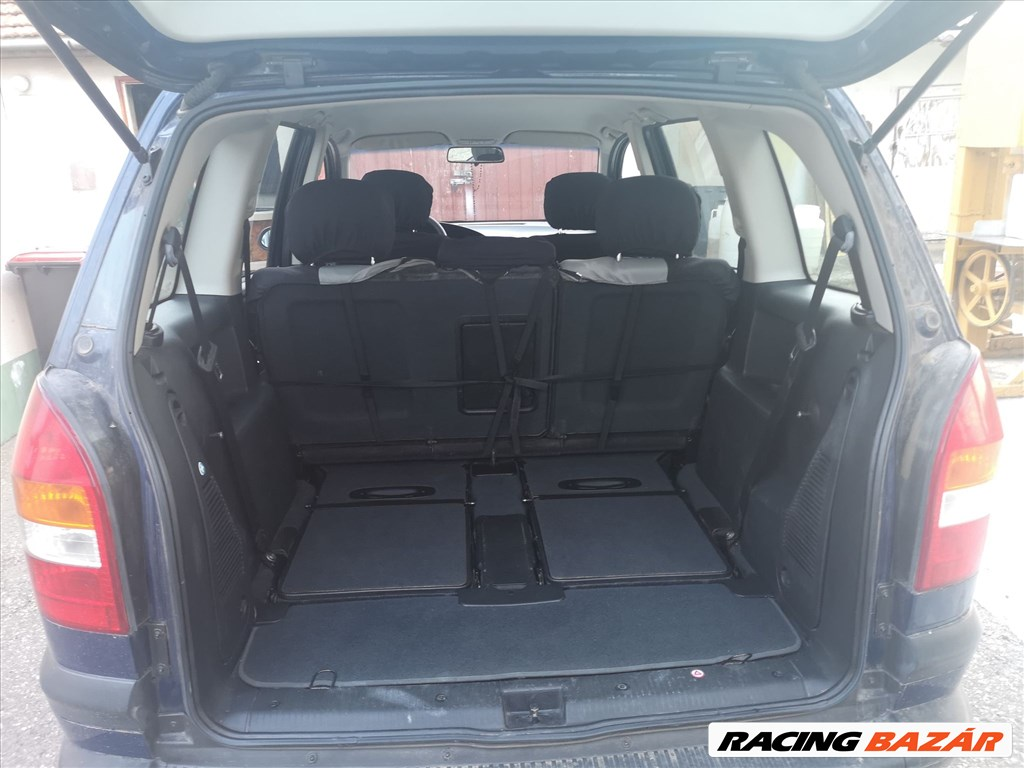 Eladó Opel Zafira 2.0 DTI 16V (1994 cm³, 100 PS) 4. nagy kép
