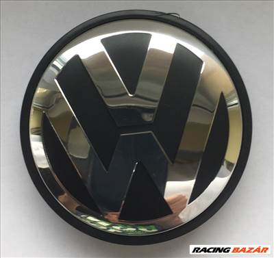 Volkswagen 60-65-90mm öntapadós embléma alumínium matrica