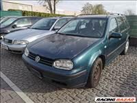 Volkswagen Golf IV 1.9Tdi(ATD) bontott alkatrészei rozsdamentes  LC6X színben eladók
