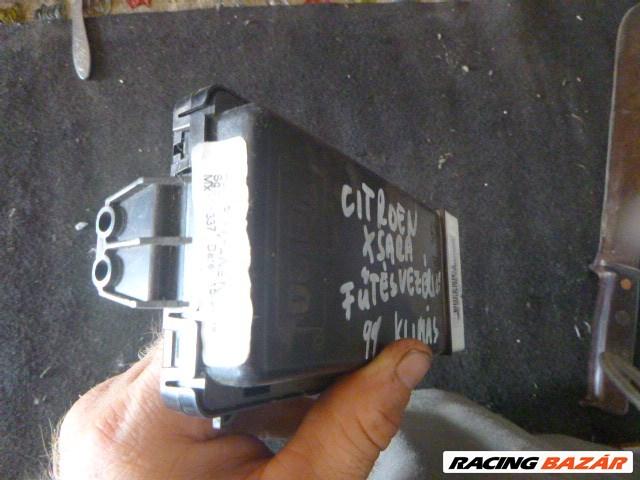 Citroën Xsara 1.8i 16V Exclusive 1999  CITROEN ,, XANTIA,, fűtésvezérlő 962741828006 4. nagy kép