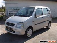 Opel Agila Suzuki Wagon R+ ezüst ajtó