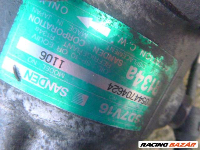 Peugeot 206, 306, 406 klíma kompresszor SANDEN 1106 5. nagy kép