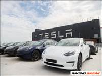 Tesla Model 3 új 18 és 19 col mankókerék pótkerék emelővel, hordtáskával
