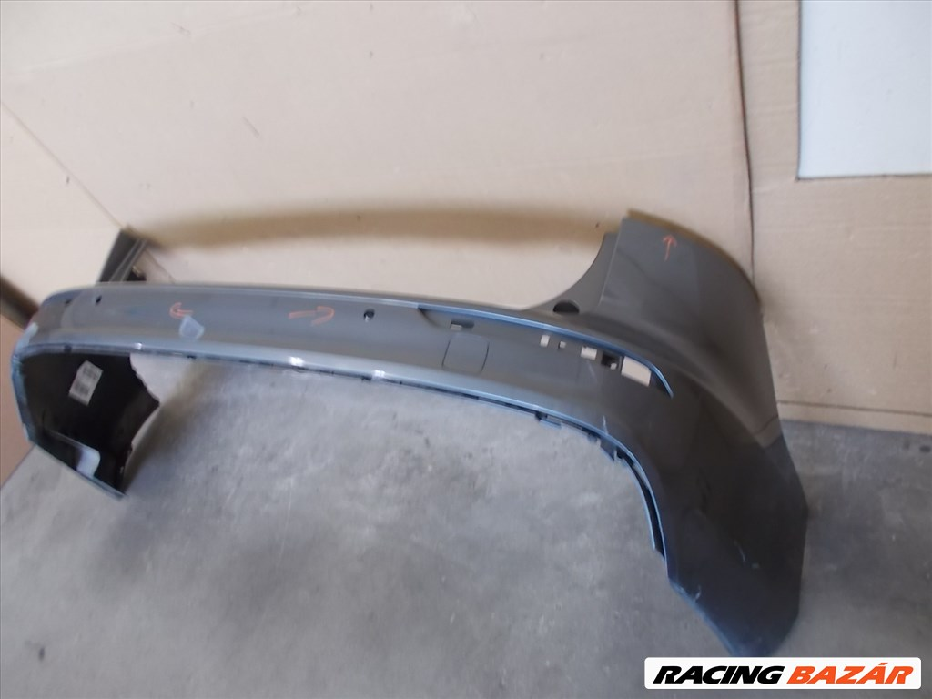VOLVO V60 hátsó lökhárító héj 2019- 4. nagy kép
