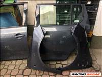 Skoda Fabia (2nd gen) bontott alkatrészei, lökhárító, sárvédő, ajtó, motorháztető, csomagtér ajtó