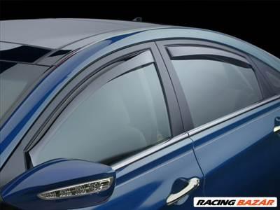 Honda City 4 ajtós, 2008- Heko légterelő 17153, első és hátsó ajtókra