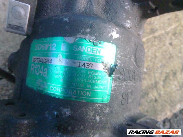 Peugeot 307 2,0 HDI klíma kompresszor SANDEN 1437 5. nagy kép