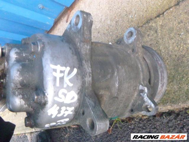 Peugeot 307 2,0 HDI klíma kompresszor SANDEN 1437 10. nagy kép