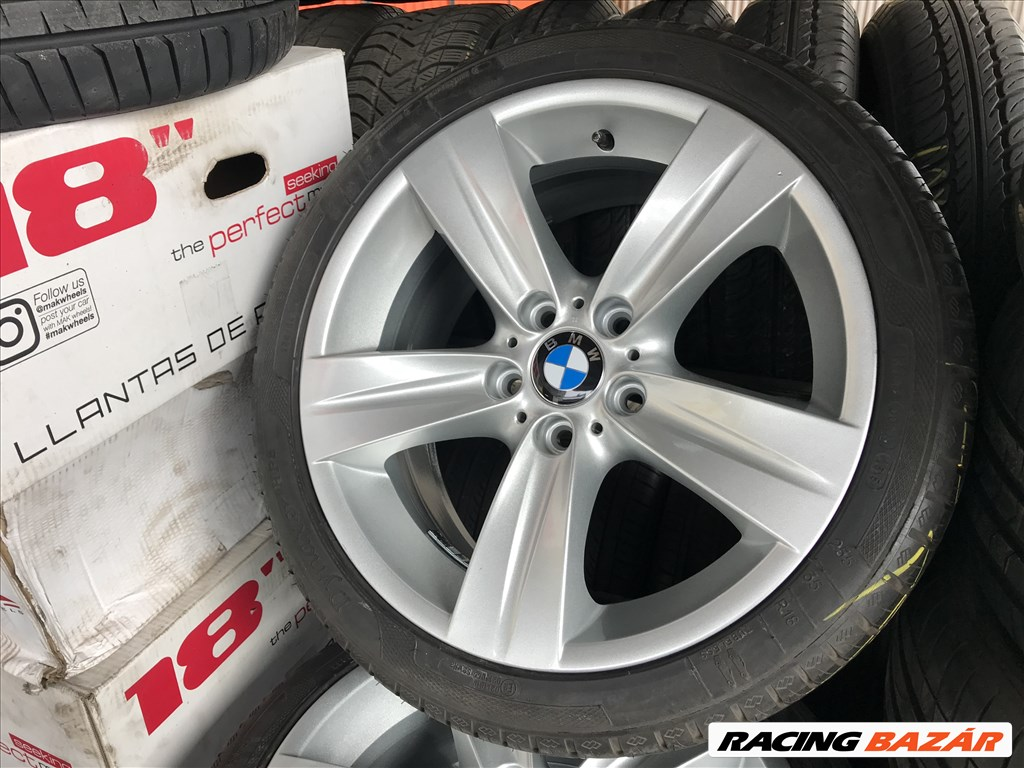 """BMW E90-E93 Styling 189 18""""-os könnyűfém felni garnítúra eladó 3. nagy kép"""