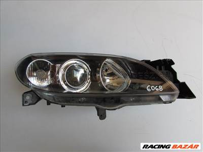 6068) JOBB ELSŐ FÉNYSZÓRÓ - Mazda 3 BK Xenon, Kis karcok