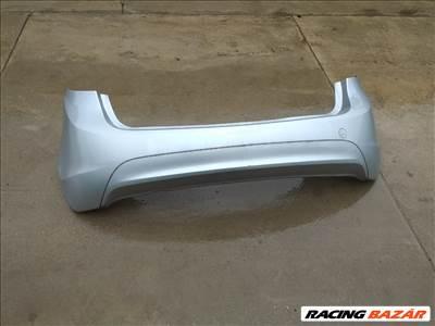 Opel Meriva b hátsó lökhárító ezüst z176