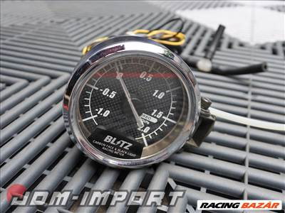 BLITZ mechanikus turbonyomás mérő – 60mm