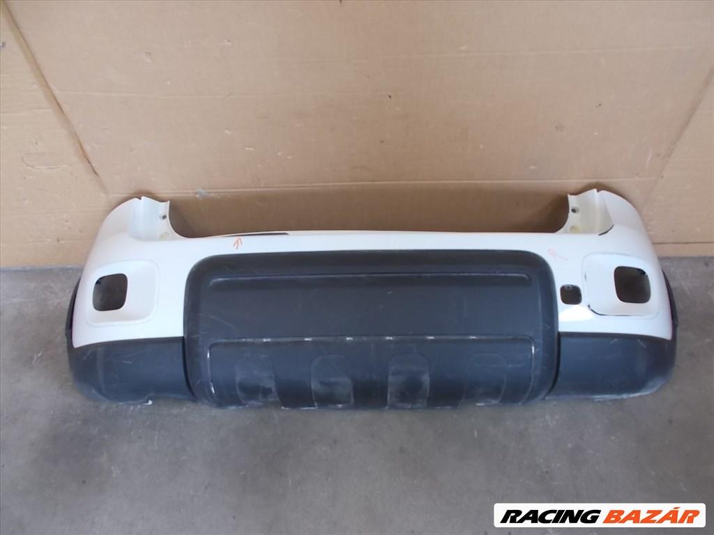 FIAT PANDA 4X4 hátsó lökhárító héj 2012-2021 1. nagy kép
