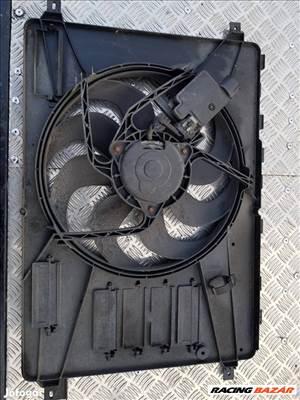 Ford mondeo hűtőventillátor ventilátor mk4 hibátla