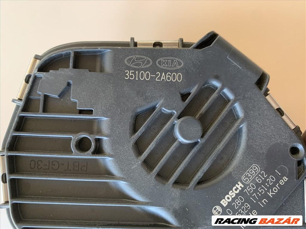 Hyundai i30 i40 1.7 CRDI fojtószelep  2. nagy kép