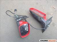 Volkswagen Passat B5 küső elektromos visszapillantó piros (LY3D SZÍNKÓD)