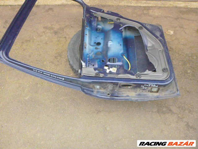 Volkswagen Polo 2000 6N2 JOBB HÁTSÓ KÉK ajtó  2. nagy kép