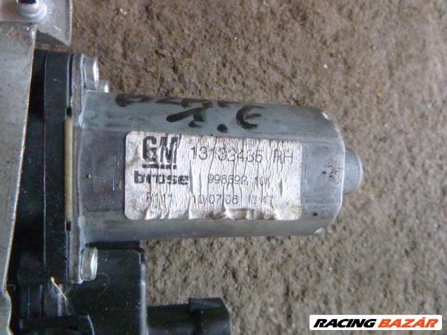 Opel Zafira B 2006 jobb első elektromos ablakemelő motorral 2. nagy kép