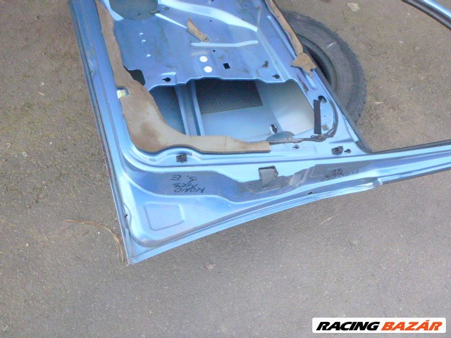 Ford Mondeo Mk3 2002 JOBB ELSŐ KÉK ajtó  8. nagy kép