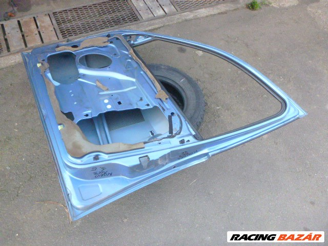 Ford Mondeo Mk3 2002 JOBB ELSŐ KÉK ajtó  13. nagy kép