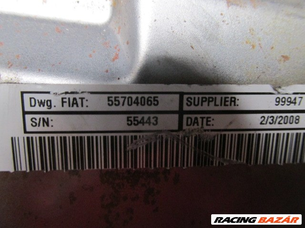 Fiat Grande Punto 55704065 számú elektromos kormányszervó 3. nagy kép