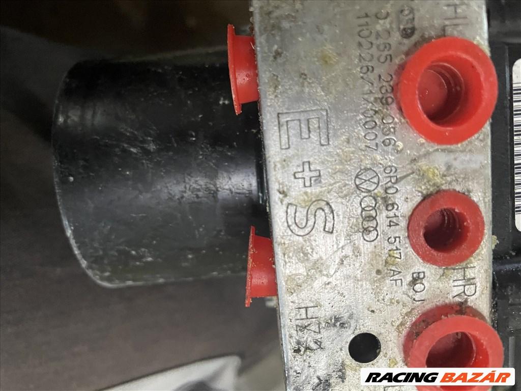 Skoda Fabia VW Polo V Seat Ibiza  abs vezérlő egység 6R0907379AK 2. nagy kép