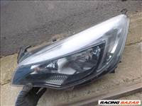 Opel Astra J bal első lámpa hella