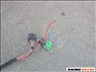 Skoda Superb (1st gen) 2005 jobb első ajtóvezeték  5. kép