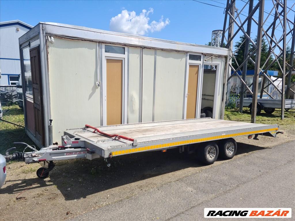 Fitzel Fit-Zel EURO 27-20/46 TP típusú trailer eladó 1. kép