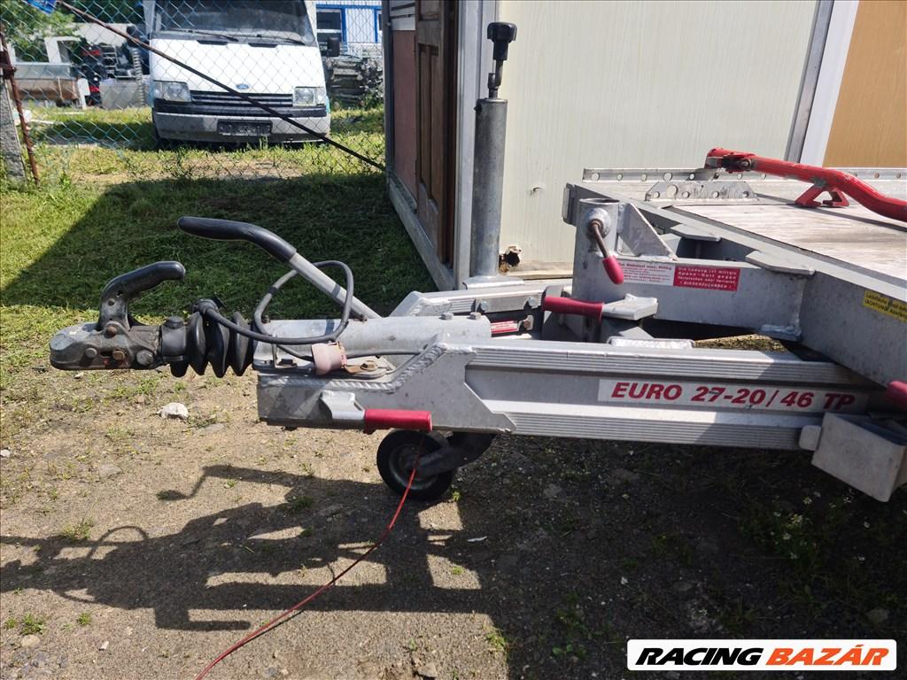 Fitzel Fit-Zel EURO 27-20/46 TP típusú trailer eladó 5. kép