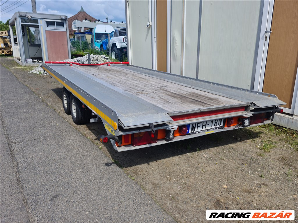 Fitzel Fit-Zel EURO 27-20/46 TP típusú trailer eladó 2. kép